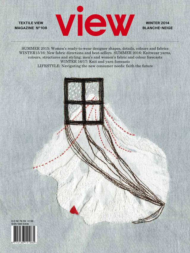 Cover Textile View Magazine108