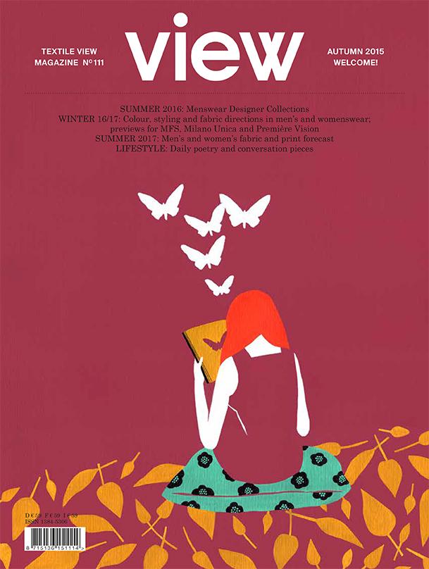 Textile View Magazine 111