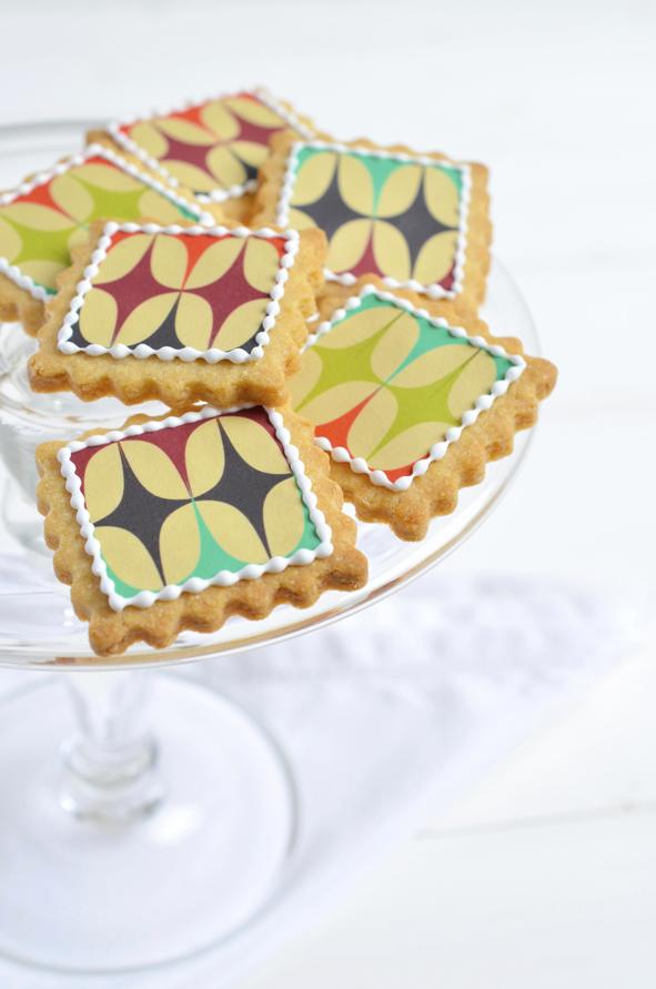 Retro biscuits