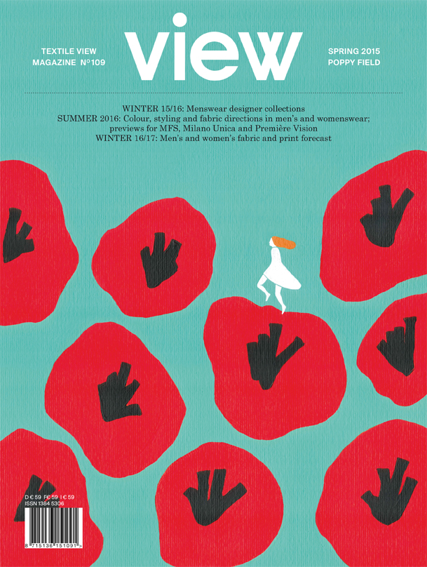 Cover Textile View issue 109