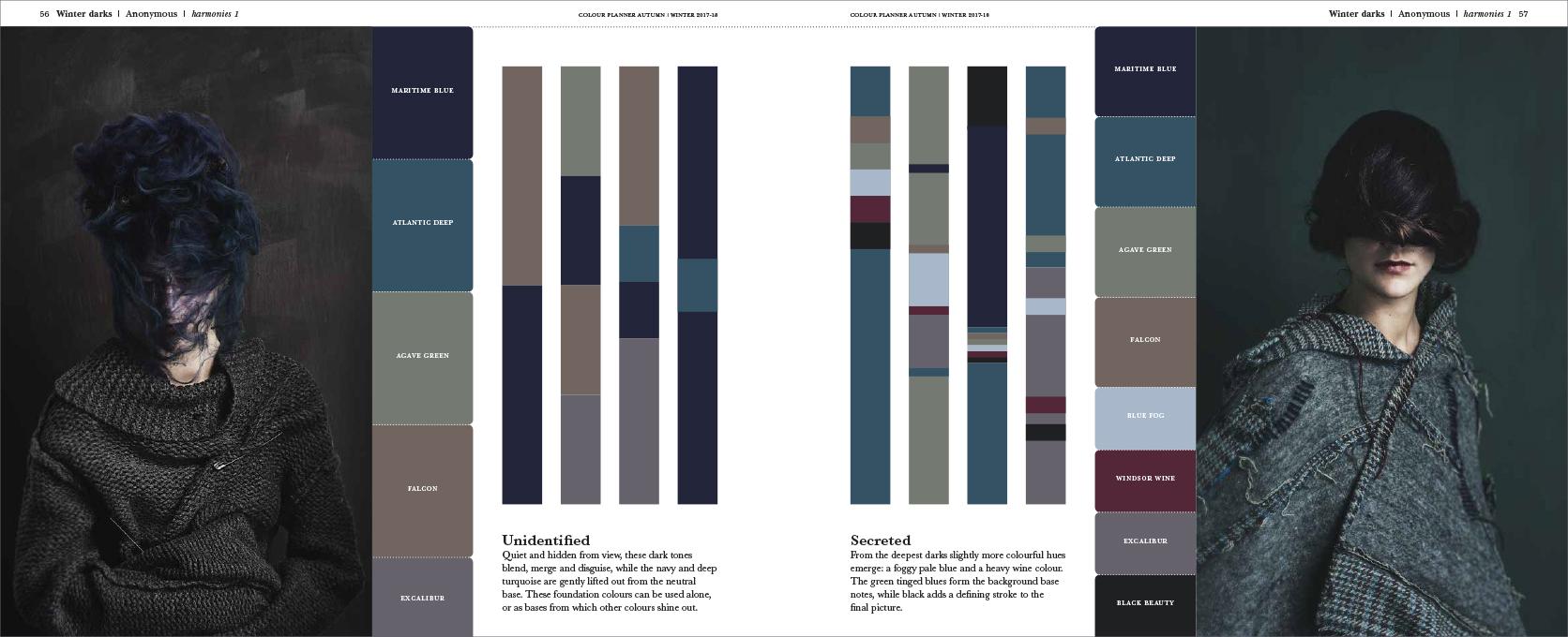 Spread PantoneView Colour Planner