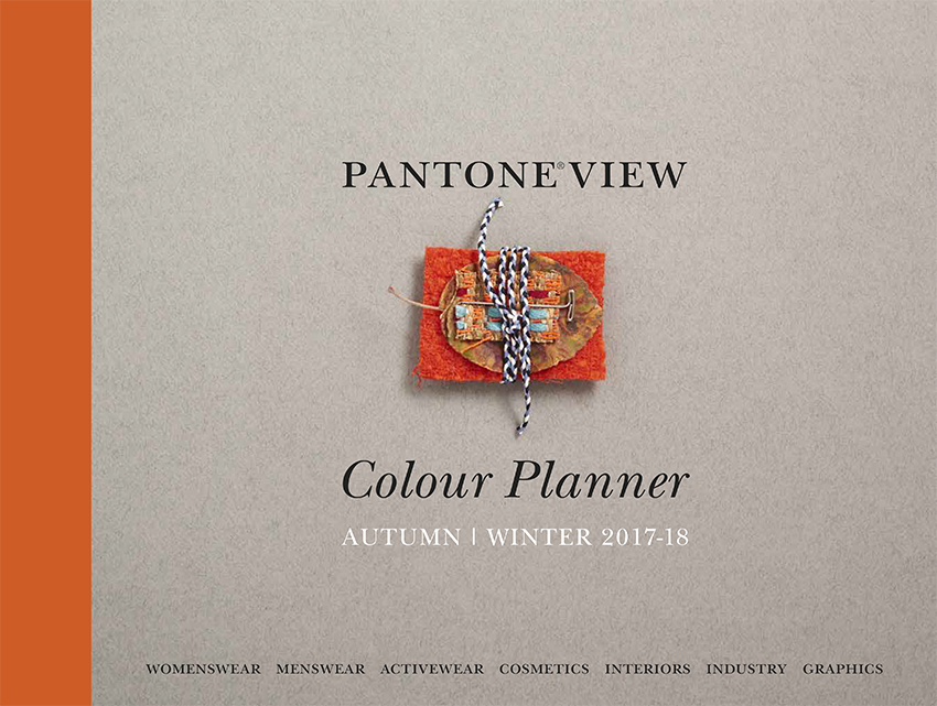 PantoneView Colour Planner A/W 2017-18