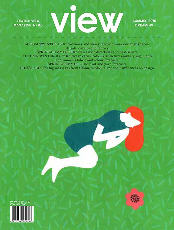 Textile View Magazine 110